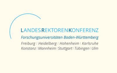 Landesrektorenkonferenz der baden-württembergischen Universitäten