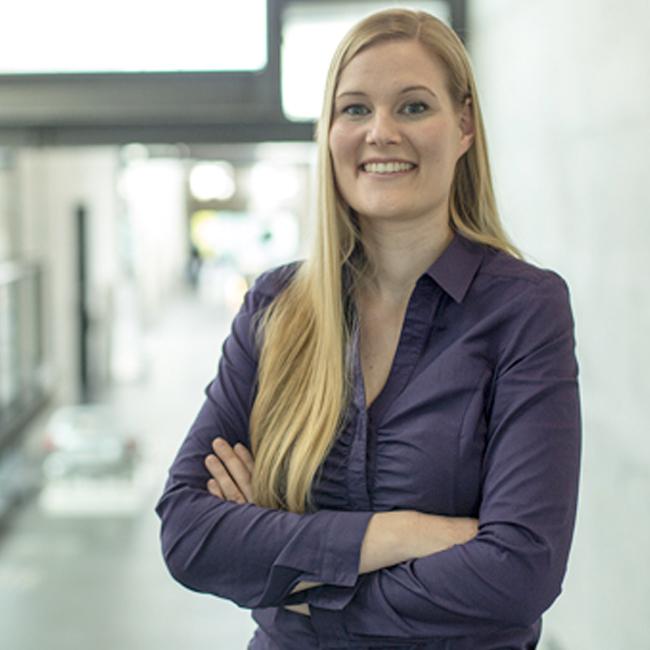 Abteilungsleiterin der Produktionseinheit Maschinen bei der TRUMPF Werkzeugmaschinen GmbH + Co. KG