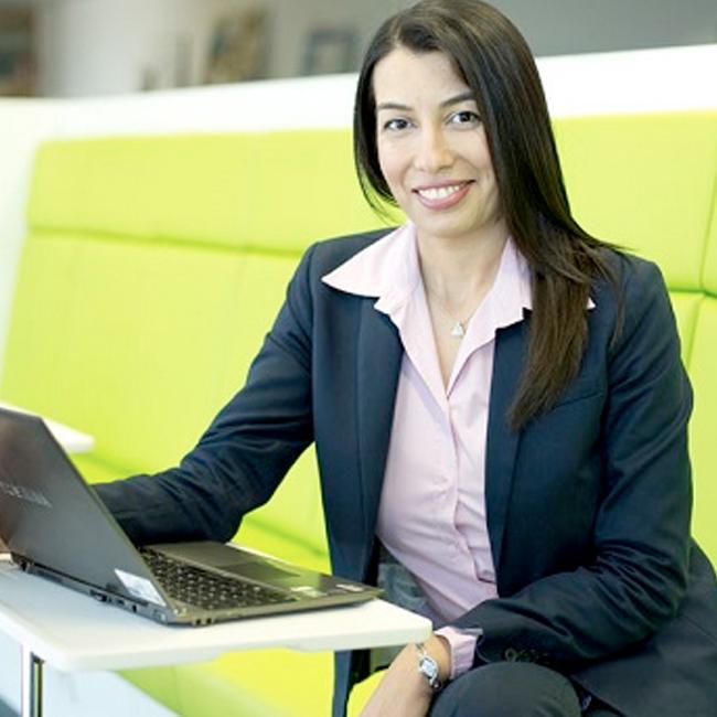 Managerin einer Entwicklungsgruppe im IT-Bereich der Robert Bosch GmbH