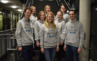 """""""Mach MUT für MINT"""" – studentisches Empowerment-Projekt der DHBW Mannheim startet erfolgreich ins zweite Jahr"""