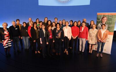 """8. Jahrestreffen der Landesinitiative """"Frauen in MINT-Berufen"""""""