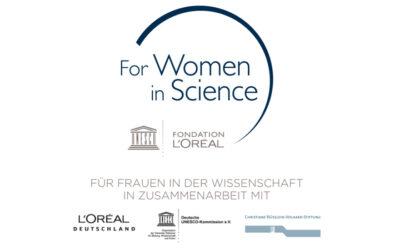 Unesco-L'Oréal-Förderprogramm für Wissenschaftlerinnen mit Kindern