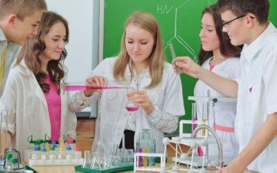 Das neue Konzept für die gymnasiale Oberstufe soll die Naturwissenschaften stärken