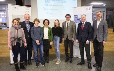 COACHING4FUTURE erreicht 180.000 Schülerinnen und Schüler: 10 Jahre MINT-Berufsbildung in Baden-Württemberg