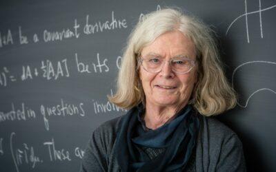"""Mathematik-Nobelpreis"" geht erstmals an eine Frau"