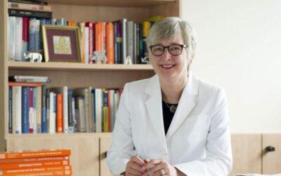 Konrad-Zuse-Medaille: Dorothea Wagner erhält höchste Informatik-Auszeichnung