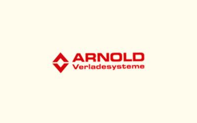 Mit Klick auf dieses Logo gelangen Sie zum Unterstützer-Porträt von Arnold Verladesysteme
