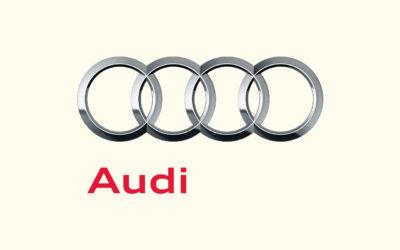 Mit Klick auf dieses Logo gelangen Sie zum Unterstützer-Porträt von Audi