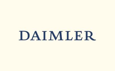Mit Klick auf dieses Logo gelangen Sie zum Unterstützer-Porträt der Daimler AG