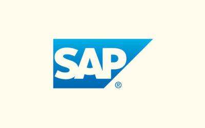 Mit Klick auf dieses Logo gelangen Sie zum Unterstützer-Porträt der SAP Deutschland AG & Co. KG