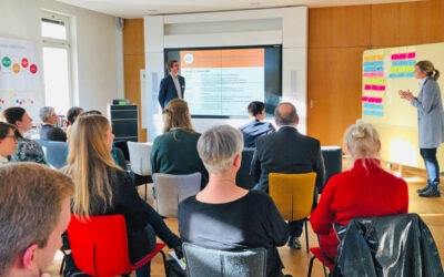 Design Thinking Workshop Teil 2: Immer das Ziel vor Augen – die Roadmap 2025