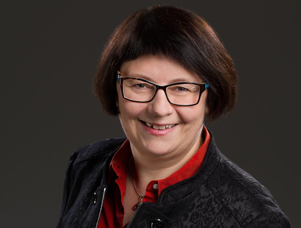 Porträtfoto von Martina Gerbig