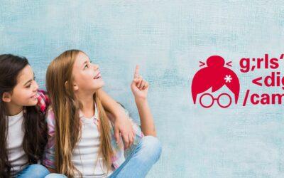 Girls' Digital Camps startet in allen zwölf Regionen in Baden-Württemberg!