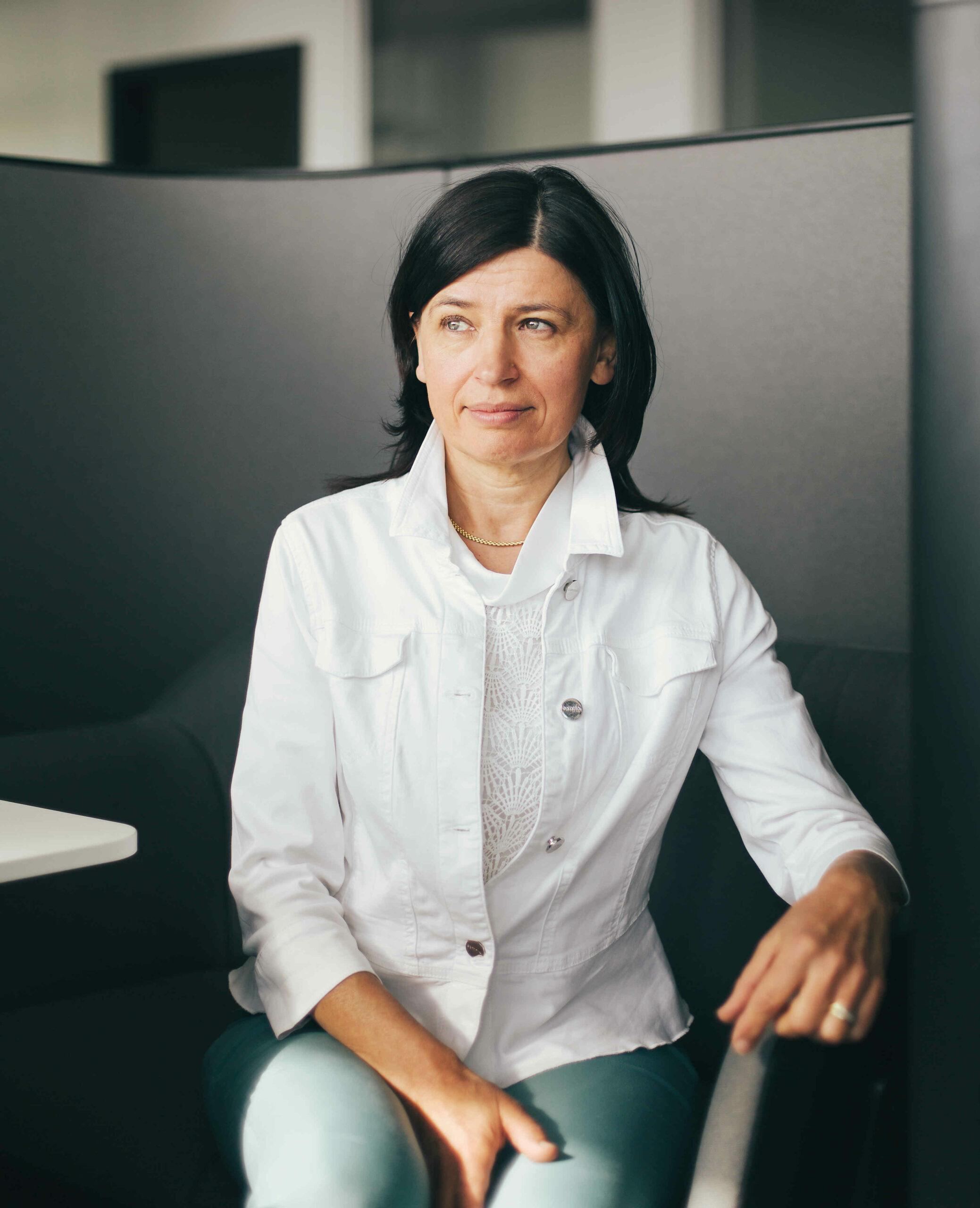 Dr. Mariola Fotin-Mleczek, Chief Technology Officer der CureVac AG