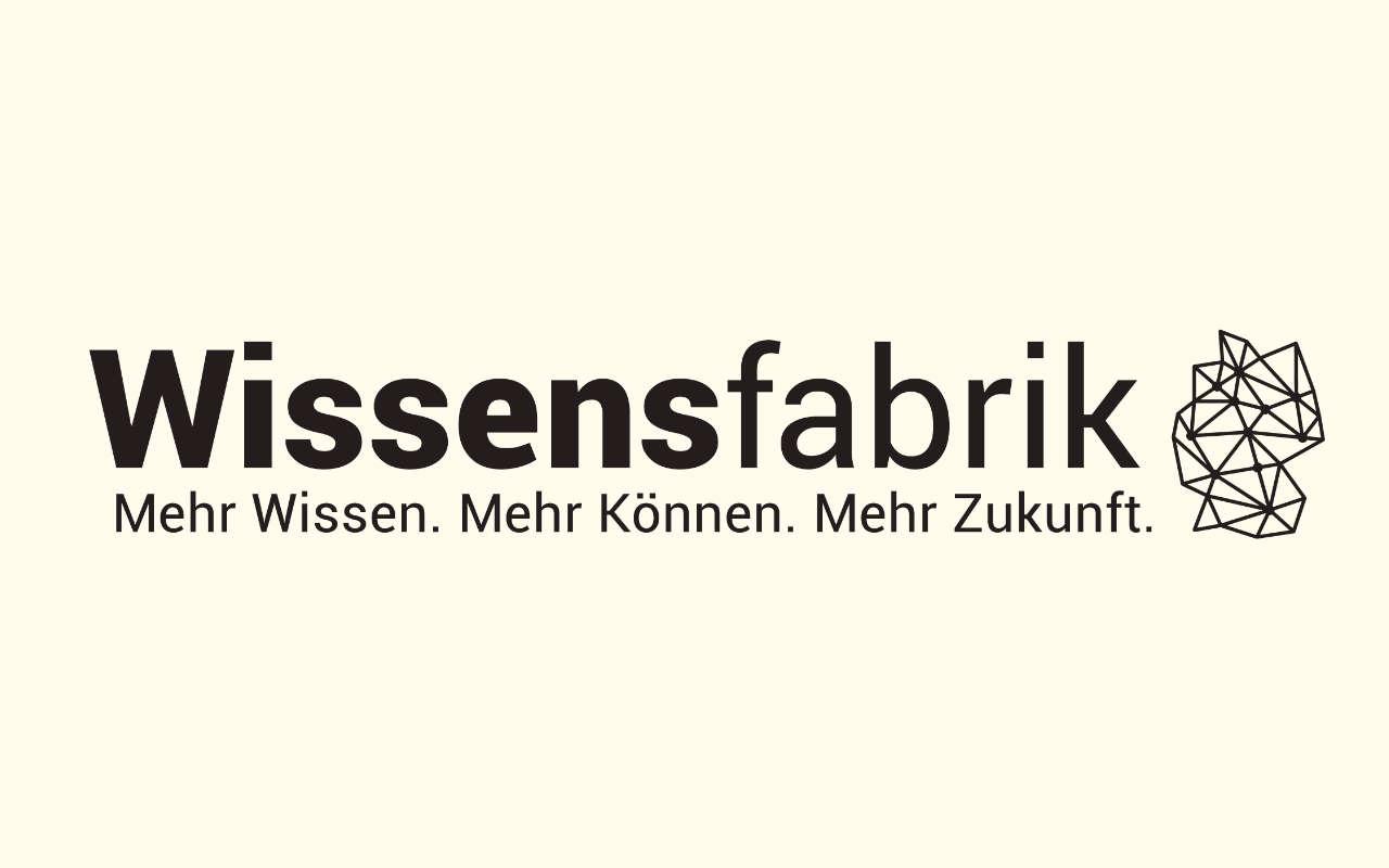 Logo Wissensfabrik Unternehmen für Deutschland