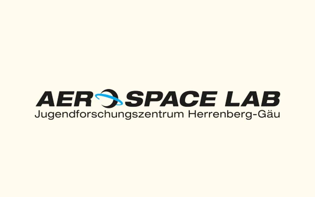 Logo des Aero Space Lab Jugendforschungszentrum Herrenberg-Gäu