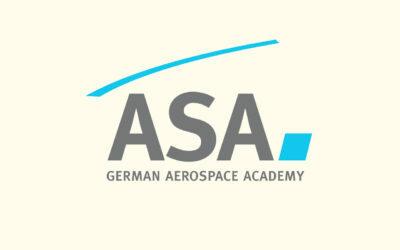 Mit Klick auf dieses Logo gelangen Sie zum Bündnispartner-Porträt der German Aerospace Academy