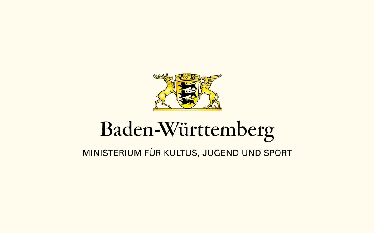 Logo des Ministeriums für Kultus, Jugend und Sport Baden-Württemberg