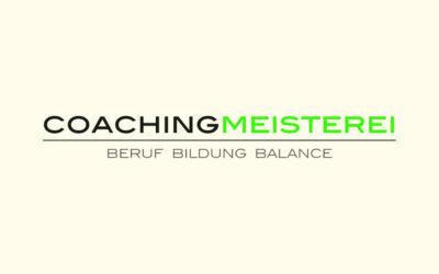 Mit Klick auf dieses Logo gelangen Sie zum Bündnispartner-Porträt der Coaching-Meisterei