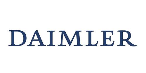 Logo der Daimler AG