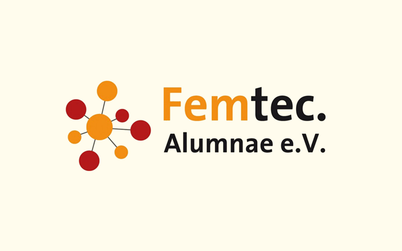 Logo der Femtec Alumnae e.V.