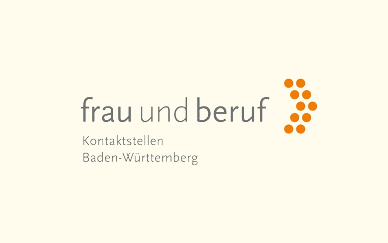 Logo der Kontaktstellen Frau und Beruf