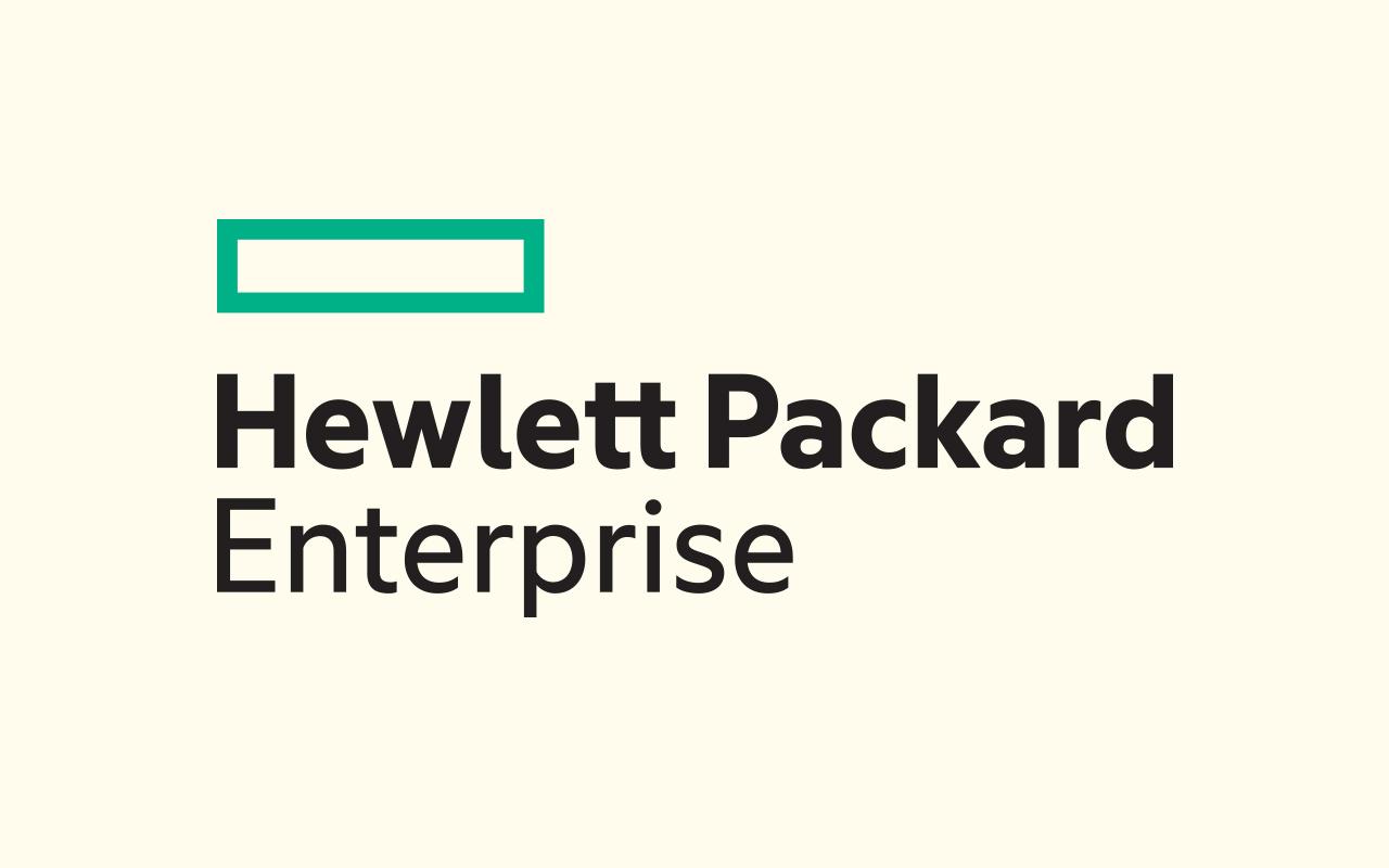 Logo der Hewlett Packard Enterprise