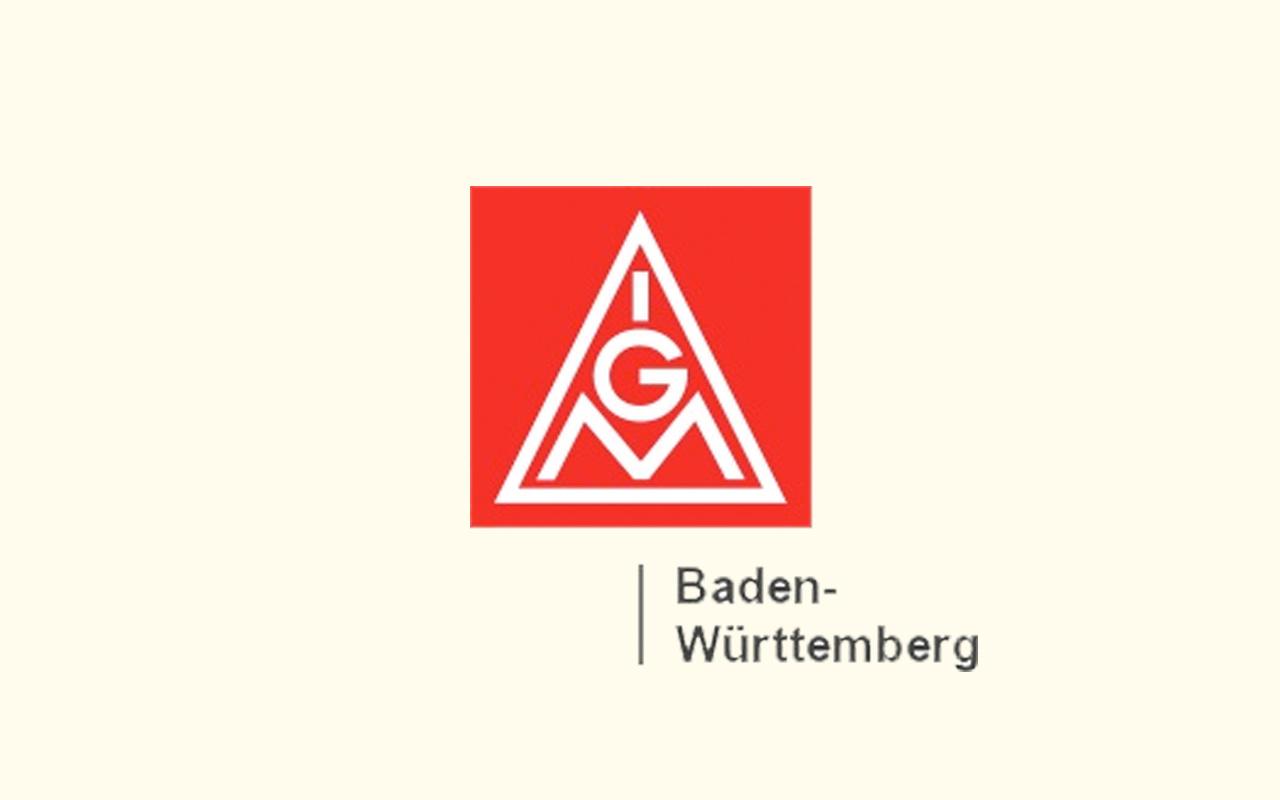 Logo der IG Metall Baden-Württemberg
