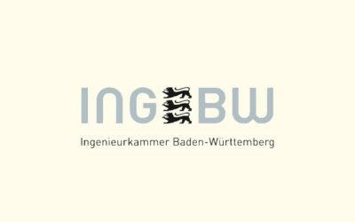 Mit Klick auf dieses Logo gelangen Sie zum Bündnispartner-Porträt der Ingenieurkammer Baden-Württemberg