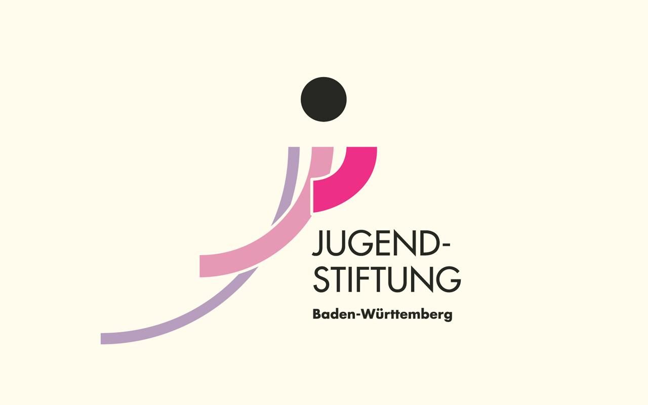 Logo der Jugendstiftung Baden-Württemberg