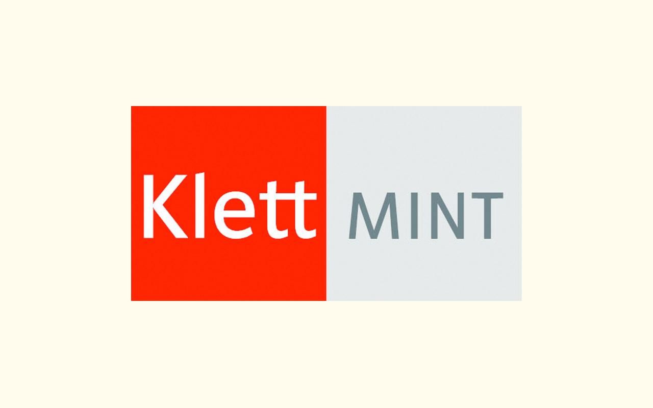 Logo der Klett MINT