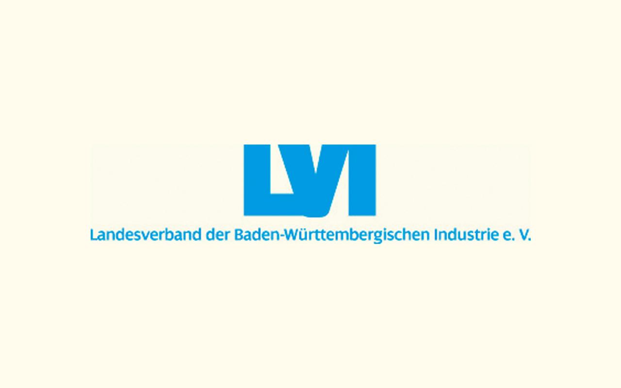 Logo des Landesverband der Baden-Württembergischen Industrie e.V.