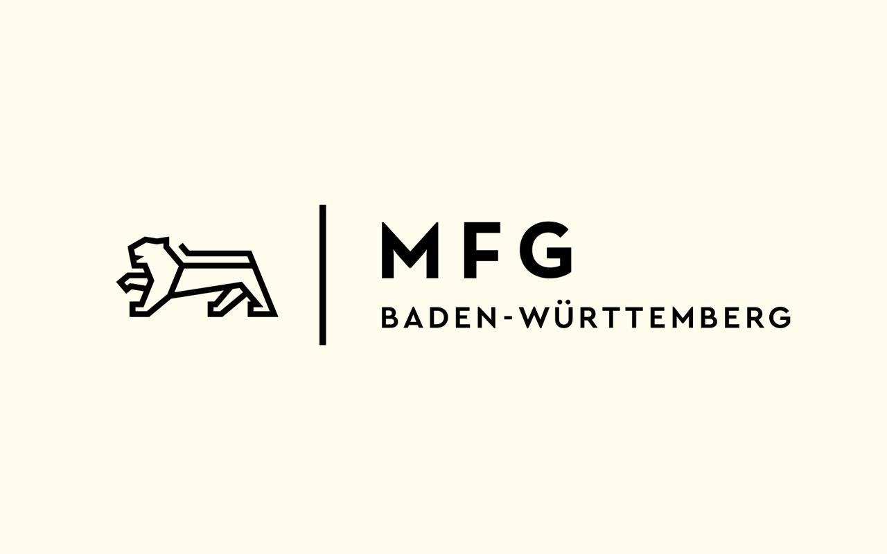 Logo der MFG Innovationsagentur für IT und Medien Baden-Württemberg