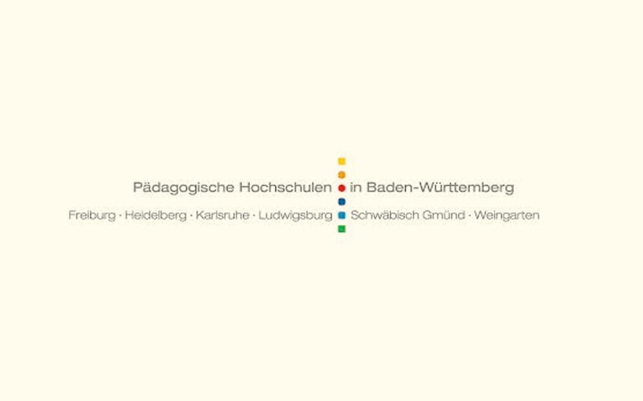 Logo der Pädagogischen Hochschulen in Baden-Württemberg
