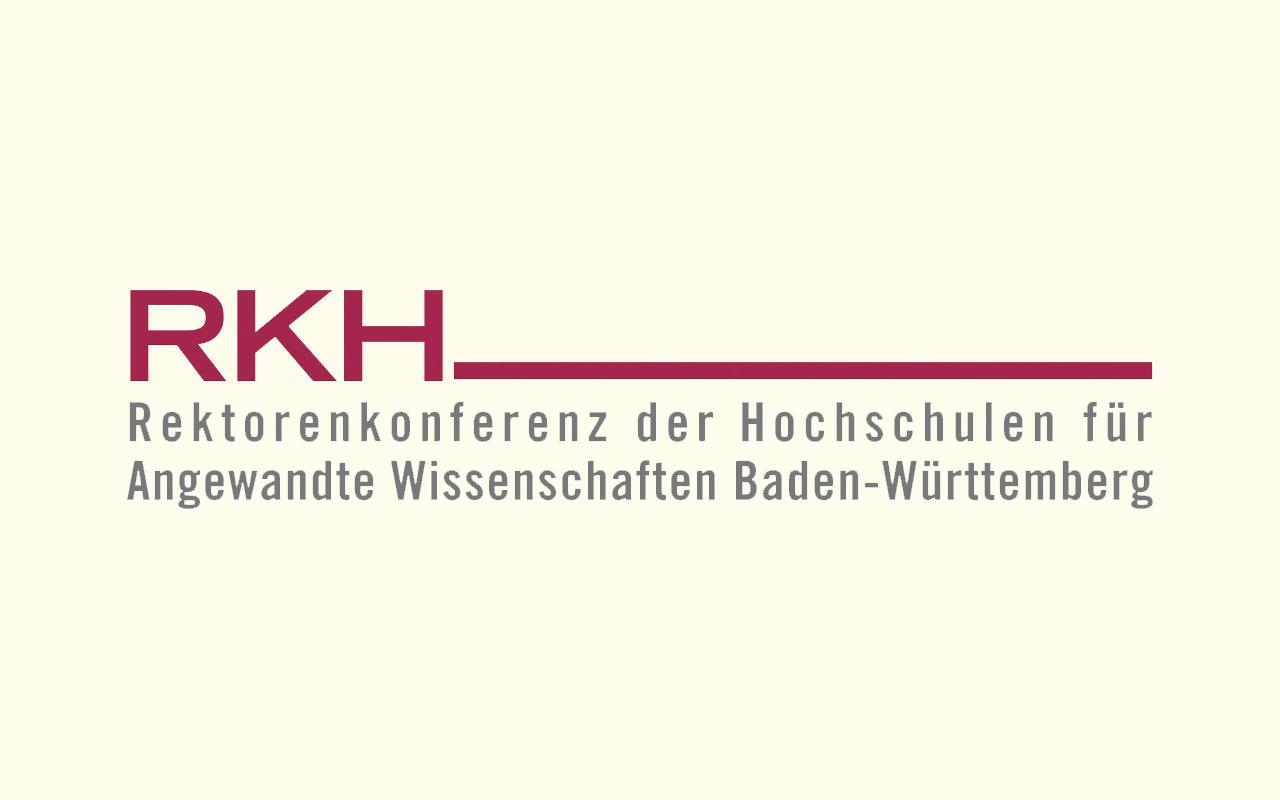 Logo der Rektorenkonferenz der Hochschulen für Angewandte Wissenschaften Baden-Württemberg