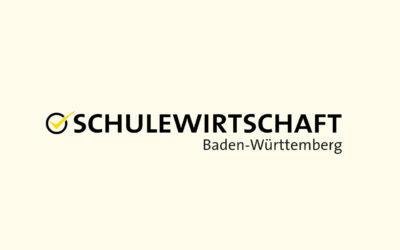 Mit Klick auf dieses Logo gelangen Sie zum Bündnispartner-Porträt der Schulewirtschaft Baden-Württemberg