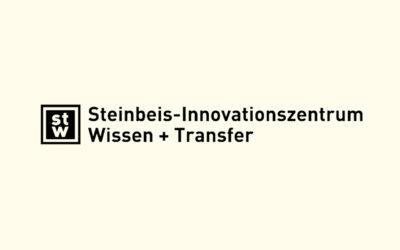 Mit Klick auf dieses Logo gelangen Sie zum Bündnispartner-Porträt des Steinbeis-Innovationszentrums Wissen und Transfer