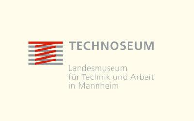 Mit Klick auf dieses Logo gelangen Sie zum Bündnispartner-Porträt des Technoseums