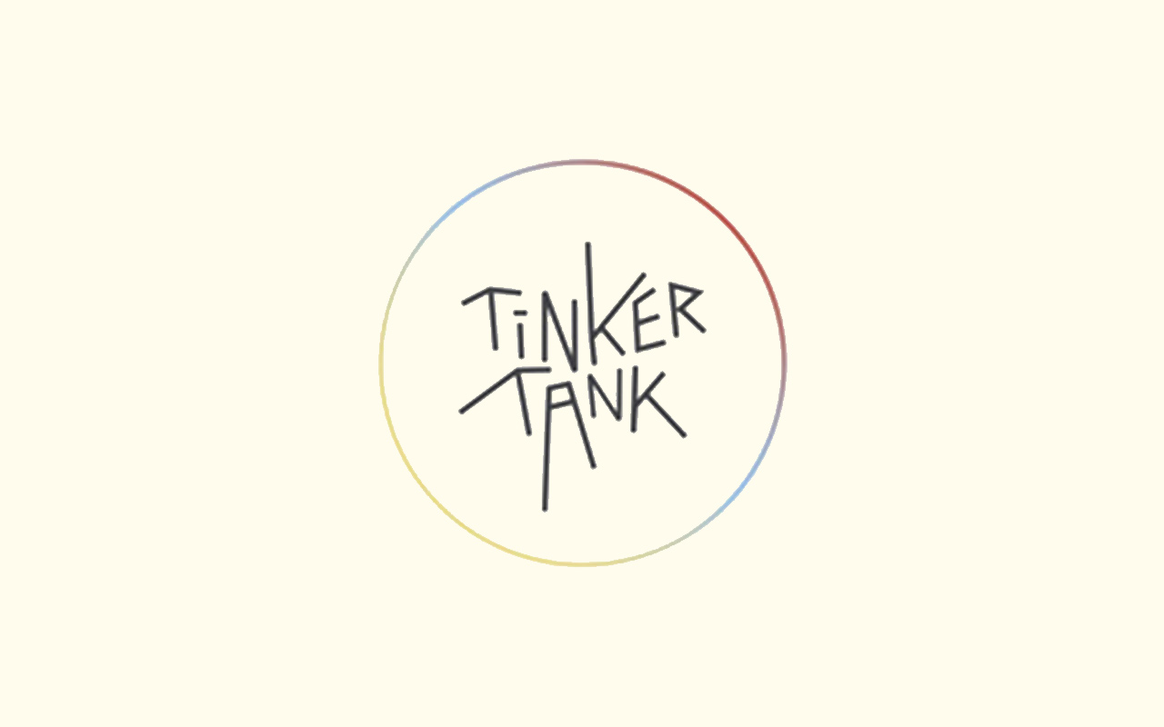 Logo der Initiative TinkerTank
