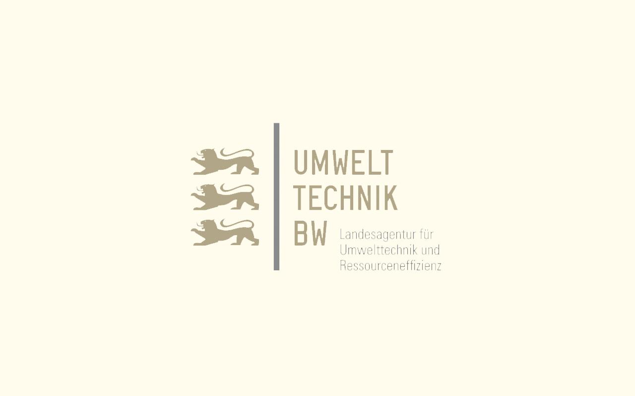 Logo der Umwelttechnik Baden-Württemberg