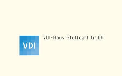 Mit Klick auf dieses Logo gelangen Sie zum Bündnispartner-Porträt der VDI-Haus Stuttgart GmbH