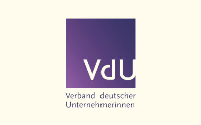 Mit Klick auf dieses Logo gelangen Sie zum Bündnispartner-Porträt des Verbands deutscher Unternehmerinnen