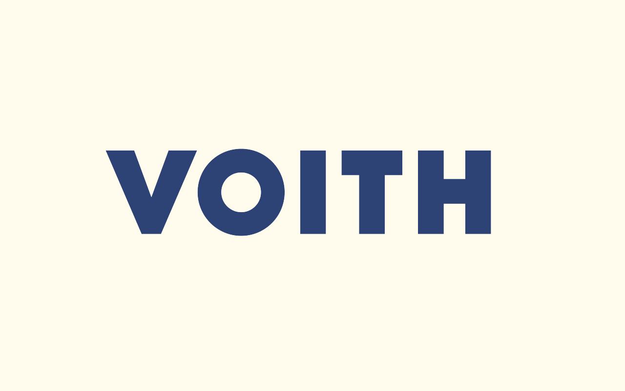 Logo der Voith Group