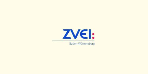 Logo des Zentralverbands Elektrotechnik- und Elektronikindustrie (ZVEI) Baden-Württemberg