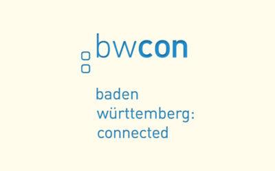 Mit Klick auf dieses Logo gelangen Sie zum Bündnispartner-Porträt von baden württemberg connected