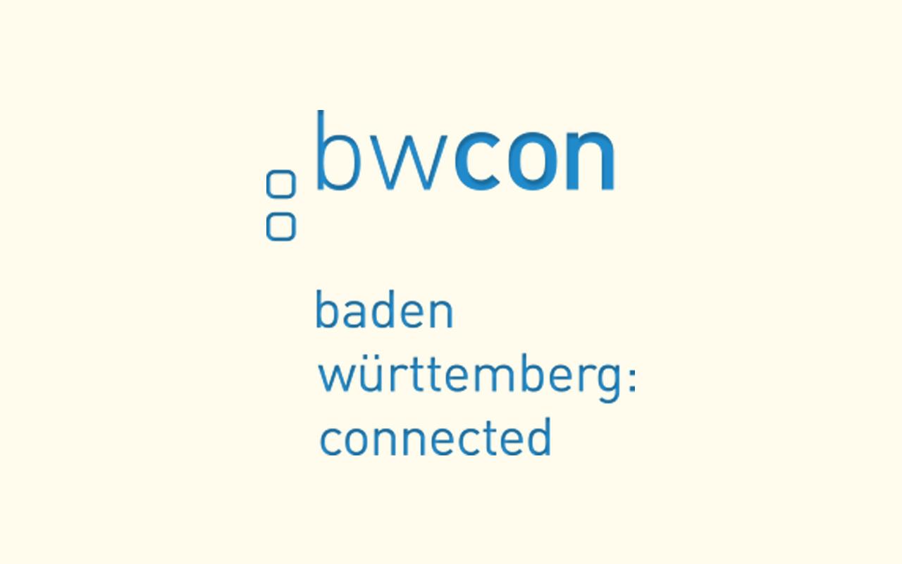 Logo der baden württemberg connected