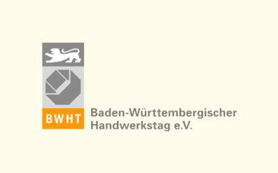 Mit Klick auf dieses Logo gelangen Sie zum Bündnispartner-Porträt des Baden-Württembergischen Handwerkstages e.V.