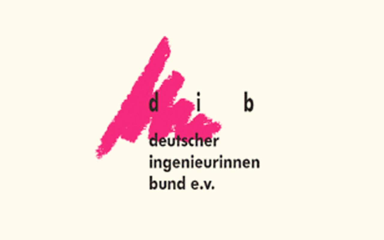 Logo des deutschen ingenieurinnen bundes