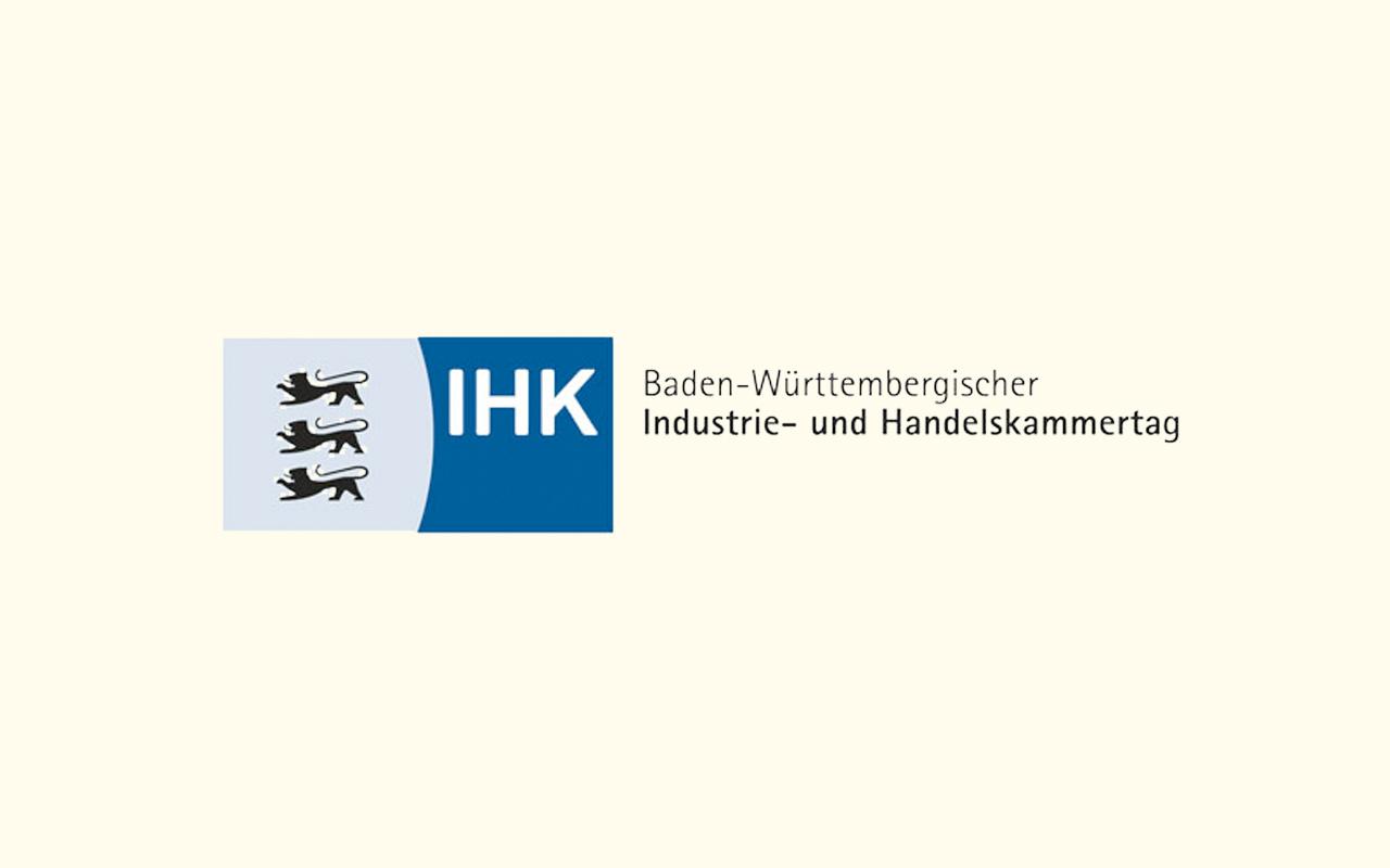 Logo des Baden-Württembergischen Industrie- und Handelskammertages