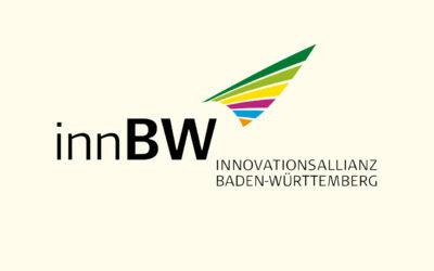 Mit Klick auf dieses Logo gelangen Sie zum Bündnispartner-Porträt der Innovationsallianz Baden-Württemberg